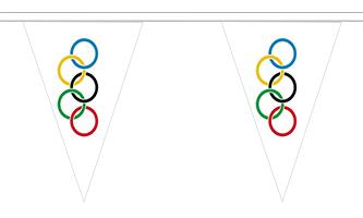 Sport Triangle Guirlander 20m