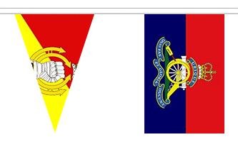 Historie & Militær Guirlander