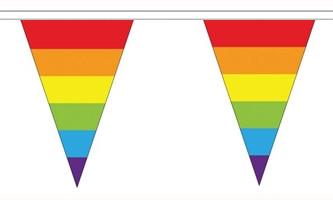Pride Triangle Guirlander 5m