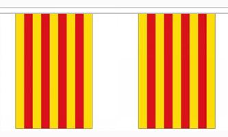Spanien Guirlander 3m