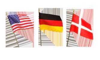 Internationale Håndflag