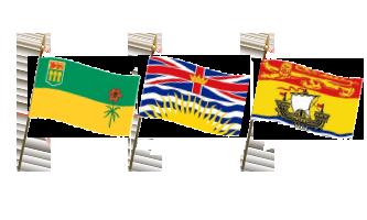 Canada Håndflag