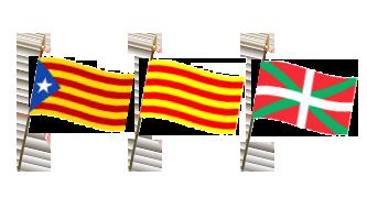 Spanien Håndflag
