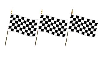 Sport Håndflag 30x45cm