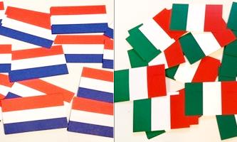 Papir Strøflag