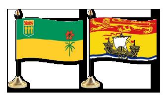 Canada Bordflag