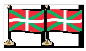 Spanien Bordflag 15x22cm