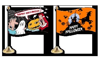 Halloween Bordflag 30x45cm