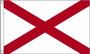 Image of   Alabama Flag (90x150cm)