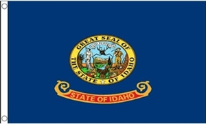 Image of   Idaho Flag (90x150cm)