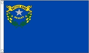Image of   Nevada Flag (90x150cm)