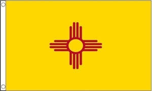 Image of   New Mexico Flag (90x150cm)