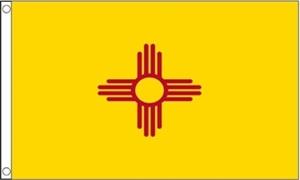 Image of   New Mexico Flag (90x150cm)