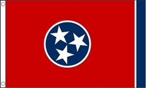 Image of   Tennessee Flag (90x150cm)