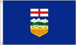 Image of   Alberta Flag (90x150cm)