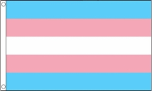 Image of   Transgender New Flag (90x150cm)