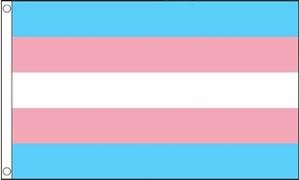Image of   Transgender New Flag (90x150cm)