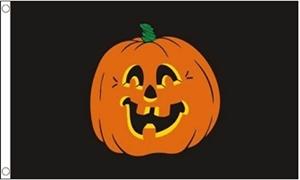 Image of   Pumpkin Flag (90x150cm)