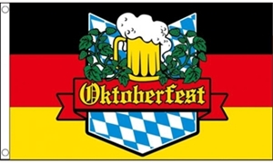 Image of   Oktoberfest Flag (90x150cm)