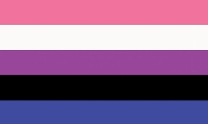 Image of   Genderfluid Flag (90x150cm)
