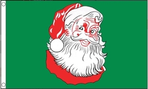 Image of   Santa (Christmas) Flag (90x150cm)