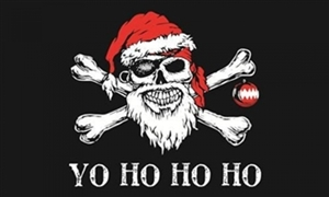 Image of   Yo Ho Ho Pirate (90x150cm)