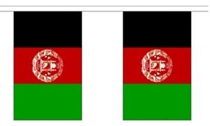 Image of Afghanistan Guirlander 9m (30 flag)