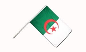 Image of Algeriet Håndflag (15x22cm)