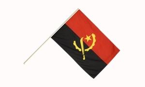 Image of   Angola Håndflag (15x22cm)