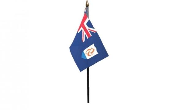 Image of   Anguilla Håndflag (10x15cm)