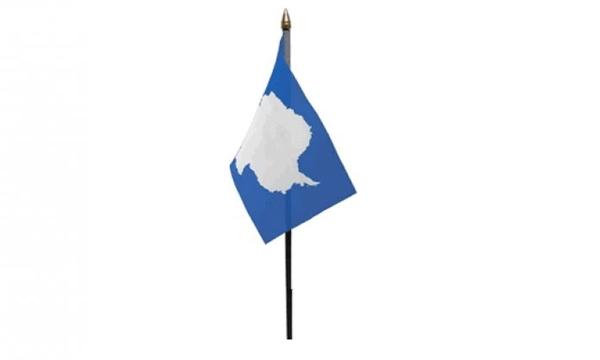 Image of   Antarktis Håndflag (10x15cm)