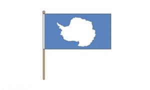 Image of   Antarktis Håndflag (30x45cm)