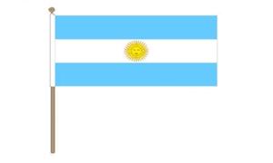 Image of   Argentina Håndflag (30x45cm)