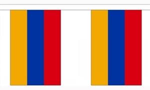 Billede af Armenien Guirlander 3m (10 flag)
