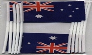 Image of   Australien Kageflag (30x48mm)