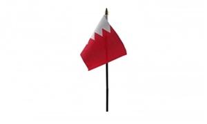 Image of   Bahrain Håndflag (10x15cm)
