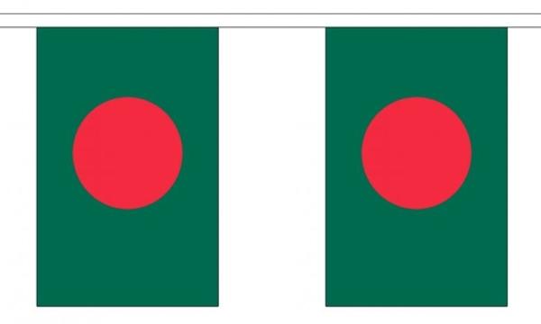 Image of   Bangladesh Guirlander 3m (10 flag)