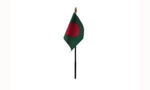 Image of   Bangladesh Håndflag (10x15cm)