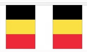 Image of   Belgien Guirlander 3m (10 flag)