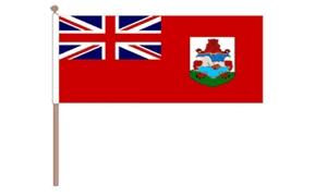 Image of   Bermuda Håndflag (30x45cm)
