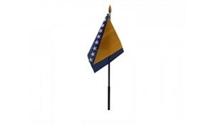 Image of   Bosnien-Hercegovina Håndflag (10x15cm)