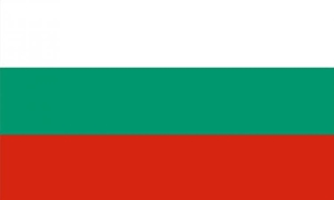Image of   Bulgarien Flag (90x150cm)