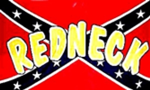 Image of   Redneck Flag (90x150cm)