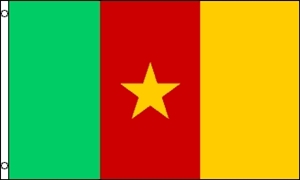 Image of   Cameroon Flag (90x150cm)