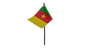 Image of   Cameroon Håndflag (10x15cm)