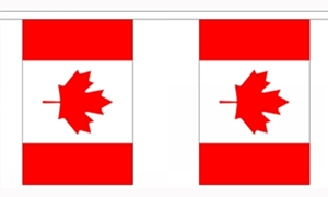 Image of   Canada Guirlander 3m (10 flag)