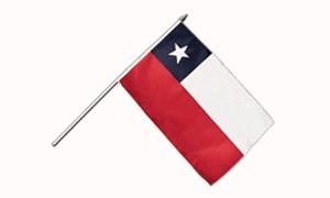 Image of   Chile Håndflag (15x22cm)