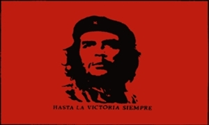 Image of   Che Guevara Flag (90x150cm)