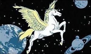 Image of   Pegasus Flag (90x150cm)