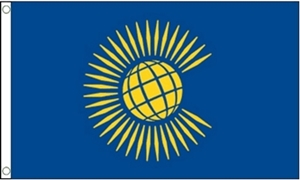 Image of   Commonwealth Flag (90x150cm)